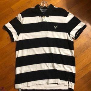 American eagle shirt. Polo